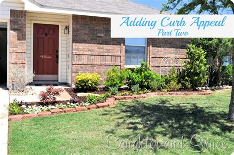 adding curb appeal on a budget sherwin williams color visualizer laughter and grace