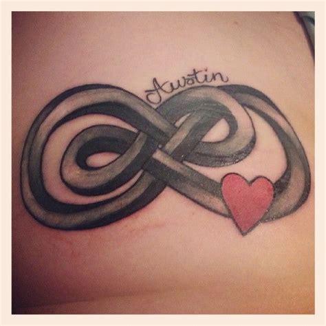 tattoo infinity double double infinity tattoo tattoo ideas pinterest double