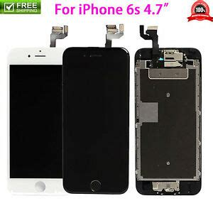 oem lcd touch screen display digitizer assembly