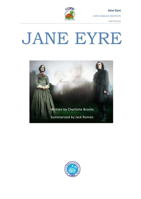 jane eyre chapter 4 themes jane eyre chapter 21 25