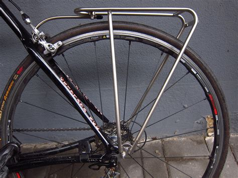 Tubus Fly Rear Rack by Tubus Fly Classic Rear Carrier 48x17 Cycles
