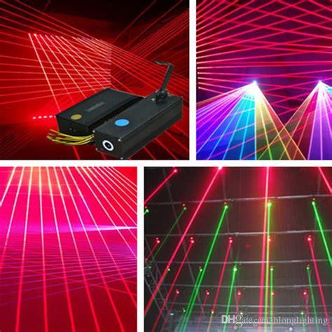 stage lighting rain effect factory sales single light red laser rain light stage