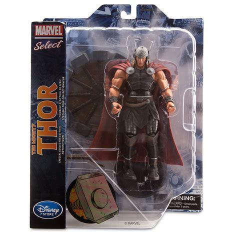 Marvel Select Thor new marvel select thor marvel shop exclusive the toyark news