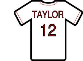 baseball jersey coloring page baseball jersey clip at clker vector clip