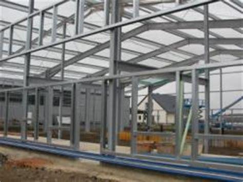 Günstige Terrassenüberdachung by Neubau Einer Stahlhalle Halle Aus Stahltraeger Fuer Eine