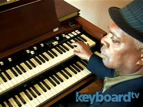 Tiny Desk Concert Booker T Jones Keyboard Booker T Jones Quot Hang Em High Quot
