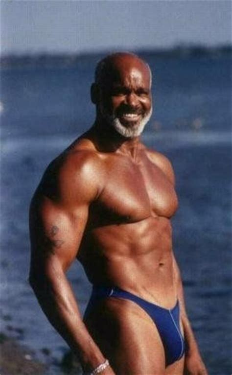 50 year old black men gets better with age seriously if i had a beefcake