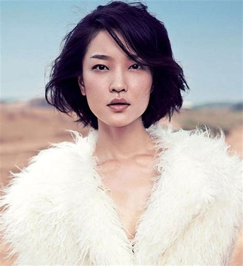 Korean Hair Short Back Pic - the classic and elegant chinese short medium cut with