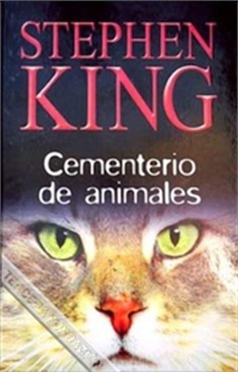 libro cementerio de animales los secretos de la abuela