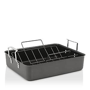 Calphalon Roasting Pan With Rack by Upc 016853031818 Calphalon Classic Anodized