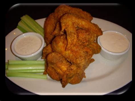 our famous jazzy wings! | copeland's appetizers | pinterest