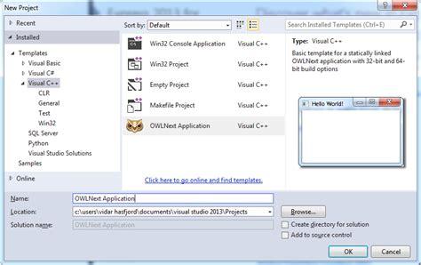 owlnext c application framework wiki exles owlnext c application framework wiki installing the