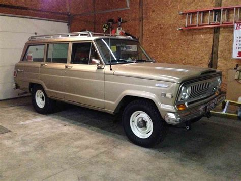 1969 jeep wagoneer 1969 jeep wagoneer for sale classiccars com cc 774753