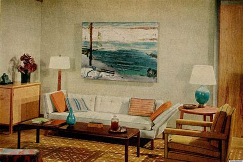 1960s Interiors Inspired By 'Mad Men,' From House