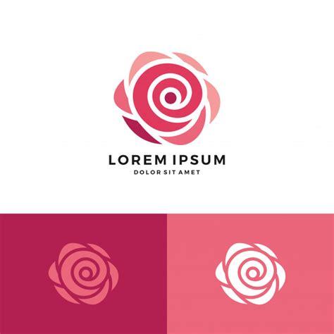 Roos Premium rode roos logo vector pictogram bloem vector premium