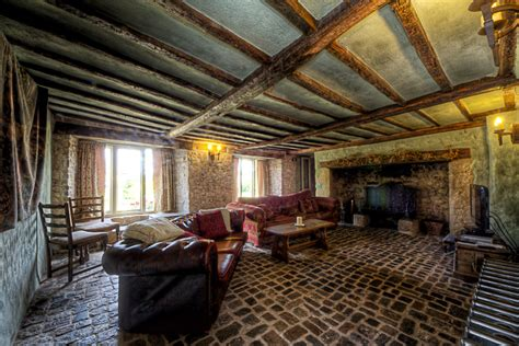 Medieval Manor House Floor Plan Medieval Lounge Llanthony Secunda Manor