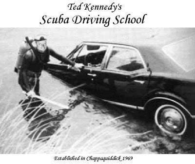Chappaquiddick Stick Fark 4133078 What Can Brown Do For You Apparently Rescue You From An Overturned Car In