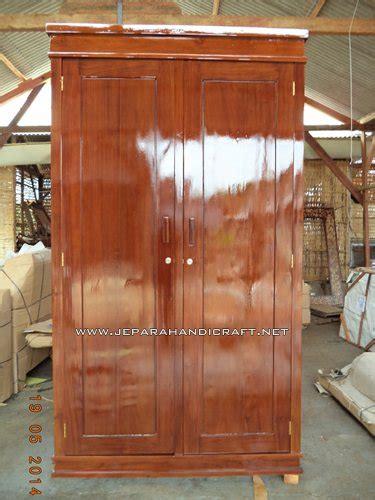 Almari Lemari Baju 2 Pintu terlaris jual lemari pakaian minimalis flat pintu 2