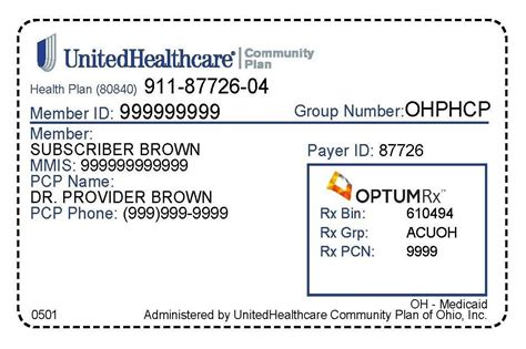 medicaid insurance card sle journalingsage