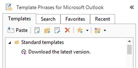 Outlook 2007 Template Shortcut by How To Use Templates In Outlook 2010 2013 2007