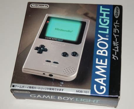 how much is a gameboy color worth retro treasures silver nintendo boy light