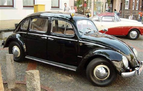 4 Door Vw Beetle just a car rometsch vw beetle 4 door taxi