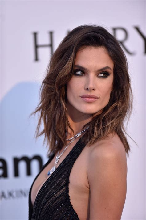 Alessandra Ambrosio by Alessandra Ambrosio At Amfar S 23rd Cinema Against Aids