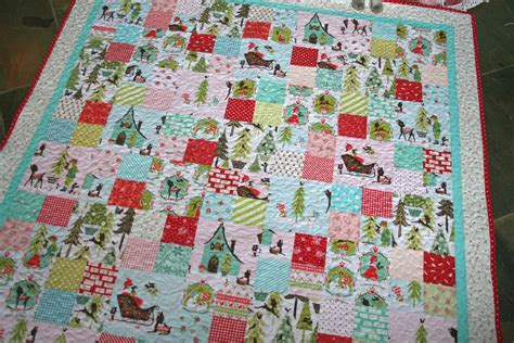 A Patchwork Quilt By - lovely handmades the patchwork quilt