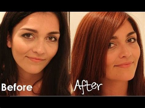vitamin c black hair dye how to hair color removal no damage youtube