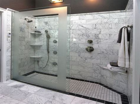 Bathroom Tile Designs Photos by Large And Luxurious Walkin Showers Bathroom Ideas Designs