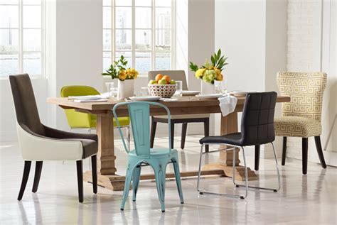 ideas  imagenes  cambiar las sillas de comedor hoylowcost