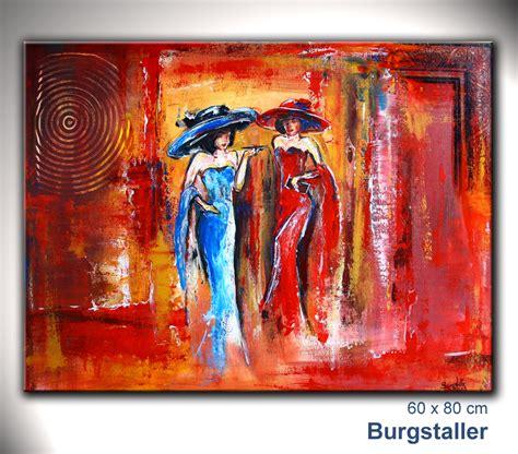 kunst gemälde modern pin mohn acryl acrylmalerei blume malerei on