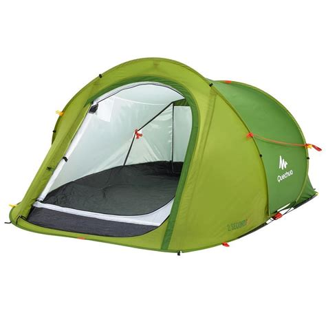tenda 2 second tenda 2 seconds easy 2 2 posti quechua ceggio sport