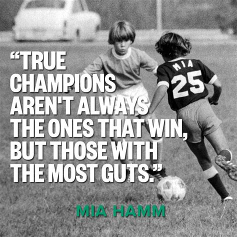 Soccer Quotes Hamm Soccer Quotes For Quotesgram