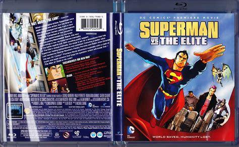 la elite superman vs the elite