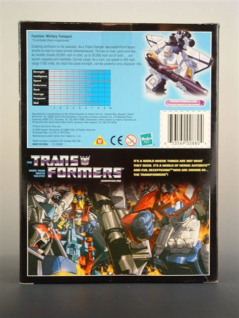 the unofficial guide to vintage transformers 1980s through 1990s books reissue commemorative series astrotrain