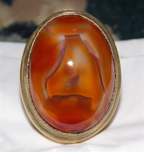Batu Akik Sulaiman Combong karakteristik dari batu akik combong madu
