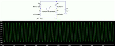 bridge rectifier smoothing capacitor value wave rectifier smoothing capacitor page 1