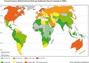 cartograf fr dossier sp 233 cial 233 nergie dans le monde