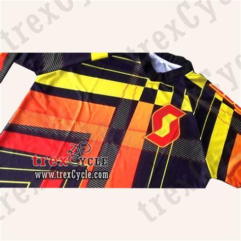 Sepaket Jersey Downhill Dengan Celananya toko baju jersey sepeda jual jersey downhill fox dan jersey cross hybrid