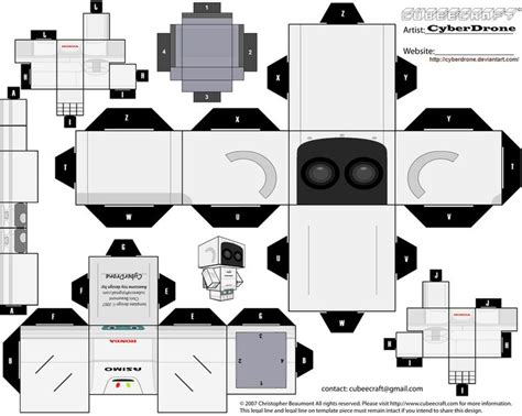 printable paper robot template 1000 images about robots on pinterest recycled tin cans