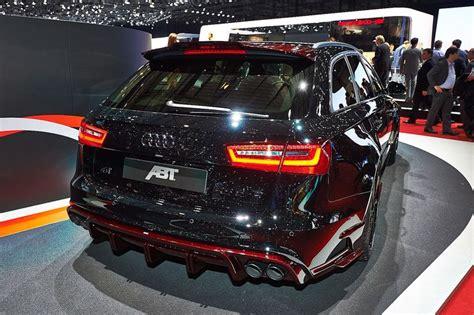 Audi A6 Mtm 730 Ps by Neuer Abt Audi Rs6 R Mit 730 Ps Praktisch Ger 228 Umig Und