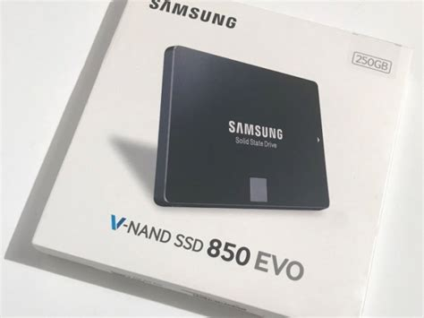 Samsung V Nand Ssd 850 Evo 250gb by Samsung 850 Evo 250gb Ssd For Sale In Foxrock Dublin From