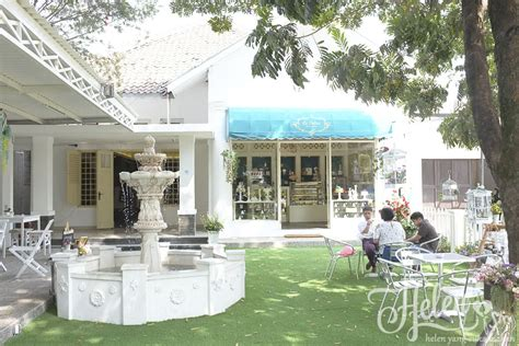 Wedding Cafe Bandung by Le Delice Cafe Bakery Helenysm