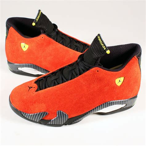 retro ferrari release reminder air jordan 14 retro ferrari sole