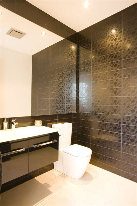 Modern Bathroom Brown Tiles 25 Modern Luxury Bathrooms Designs