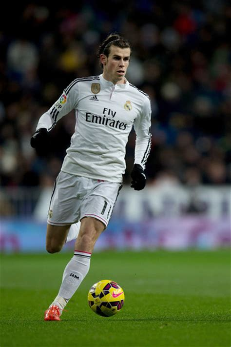Soccer Figure Gareth Bale Real Madrid gareth bale and the potential for centrally for real madrid proven quality
