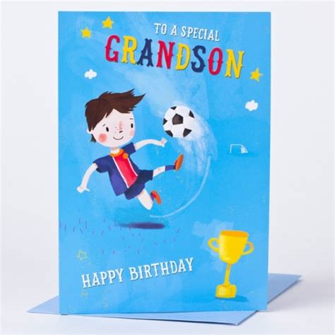 Grandson Birthday Card Birthday Wishes For Grandson Page 7 Nicewishes Com