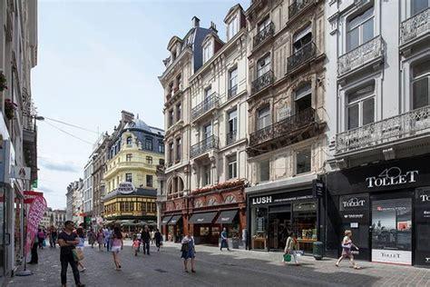 Mba Center Brussels by Shopping Centrum Brussel Fotograf 237 A De Easyhotel Brussels