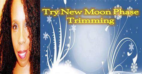 lunar hair growth 2014 coilyqueens grow hair long by doing a new moon phase trim